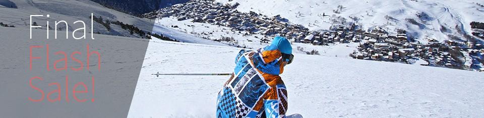 Flash Sale Ski Deals
