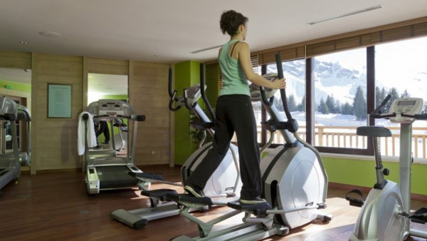 Fitness Area, Residence L'Amara, Avoriaz, France