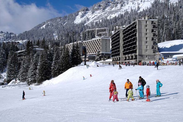 Flaine Ski Resort