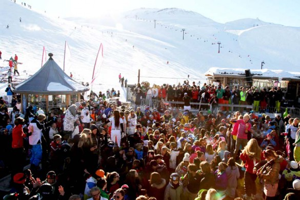 Folie Douce, Val d'Isere, France
