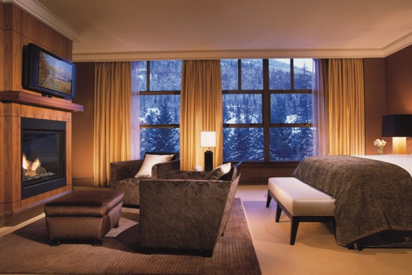 Bedroom - Four Seasons Resort Whistler, Canada