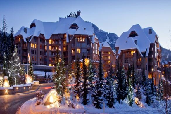 Whistler Resort Hotels