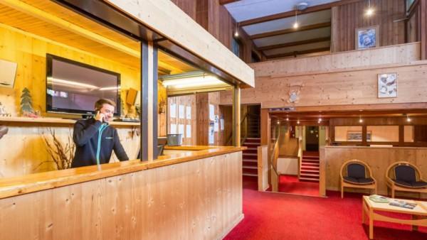 Foyer, Residence Les Chalets des Arolles, La Plagne, France