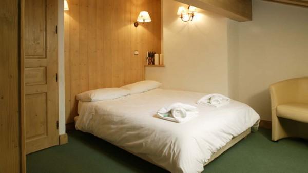 Chalet Francois Bedroom, Tignes