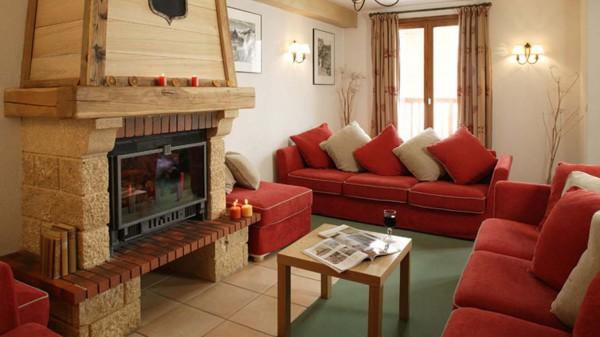 Chalet Francois lounge, Tignes