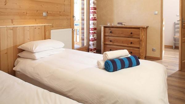 Twin Room, Chalet Friandise, Alpe D'Huez, France