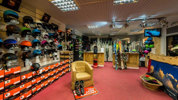Gemini, Val Thorens - Ski Shop