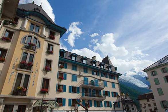 Grand Hotel des Alpes-Chamonx-France