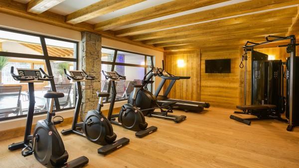 Gym at  at CGH Apartment Leana