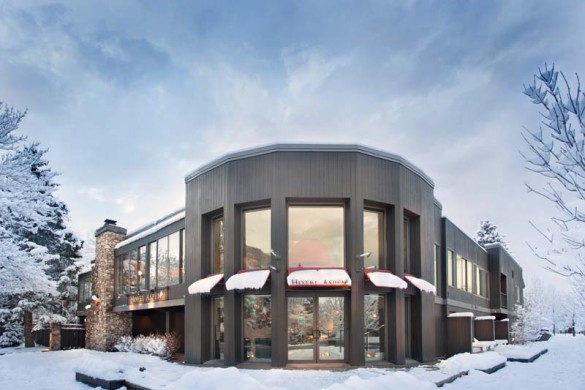 Exterior - Hotel Aspen, Ski Hotel in Aspen, USA