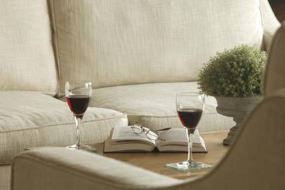 Chalet Hautes Cimes wine