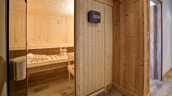 Sauna - Chalet Hepatica - Ski Chalet in La Plagne, France