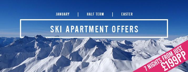 Ski Apartments Offer