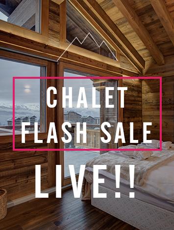 Chalet Flash Sale