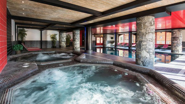 Hot Tubs, Le Telemark, Tignes, France