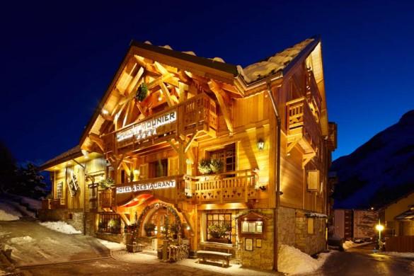 Hotel Chalet Mounier, exterior, Les Deux Alpes