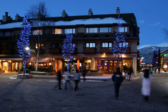 Hotel Blackcomb Lodge, ext, Whistler