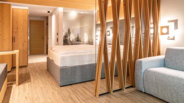 Hotel Col Alto, Corvara and Colfosco - Superior level room