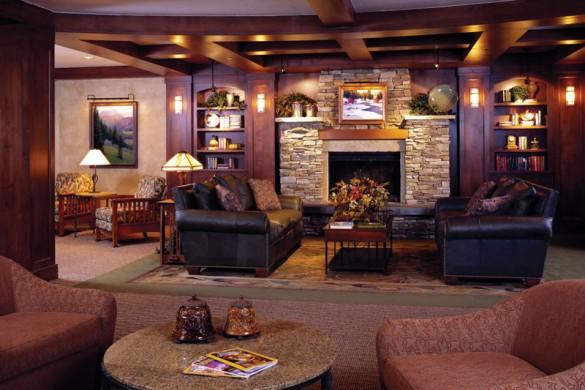 Hotel Condo Beaver Run reception, Breckenridge