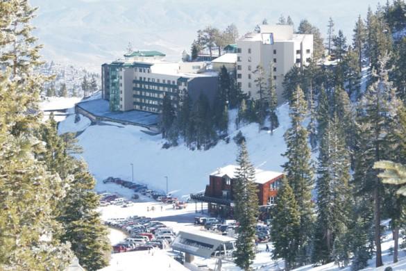 Hotel Condo The Ridge Resort ext, Heavenly