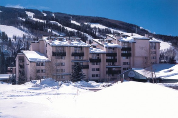 Hotel Evergreen Lodge ext, Vail