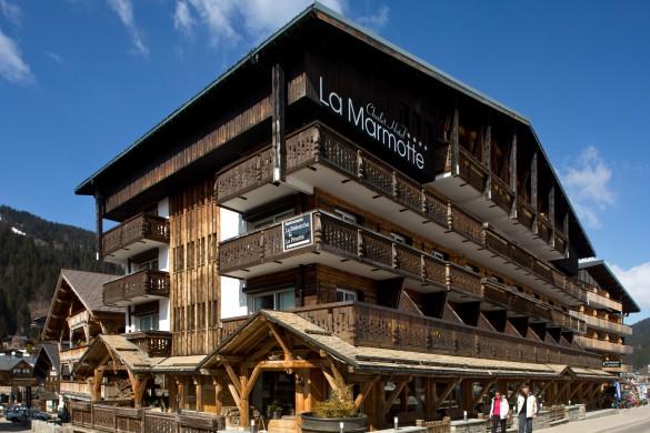 Hotel la marmotte les gets france skiworld - Hotel la marmotte les gets ...