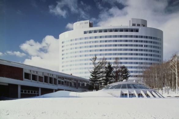 Hotel New Furano Prince ext, Furano, Japan