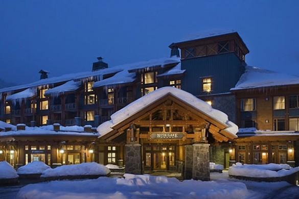Hotel Nita Lake Lodge, ext, Whistler