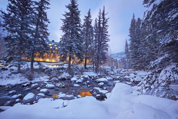 Exterior - Hotel Talisa - Ski Hotel in Vail, Colorado, USA
