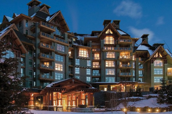 Hotel The Four Seasons Resort Whistler and Residents, ext, Whistler