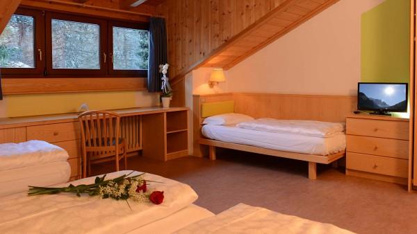 Hotel Alpin Haus, Selva Val Gardena - Comfort Room