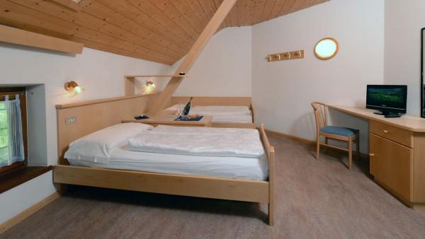 Hotel Alpin Haus, Selva Val Gardena - Dependance Room