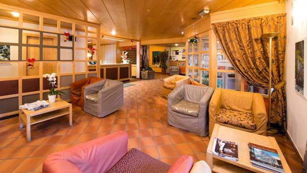 Hotel Alpin Haus, Selva Val Gardena - Reception
