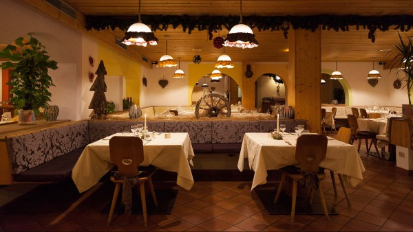Hotel Alpin Haus, Selva Val Gardena - Restaurant