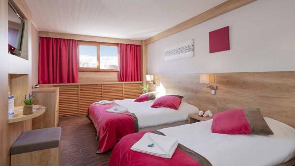Hotel Club Les Panorama, Les Deux Alpes - Rooms 2