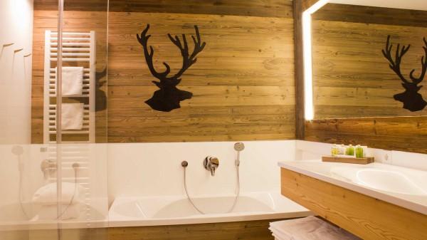 Hotel Col Alto, Corvara and Colfosco - Bathroom