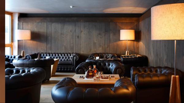 Hotel Col Alto, Corvara and Colfosco - Cigar Lounge