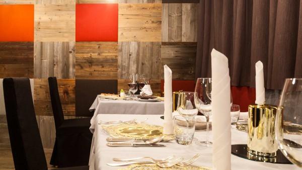 Hotel Col Alto, Corvara and Colfosco - Restaurant
