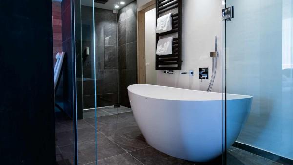Hotel Gran Paradiso - Garden-Suite---Bathroom