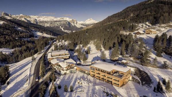 Hotel Gran Paradiso - High view