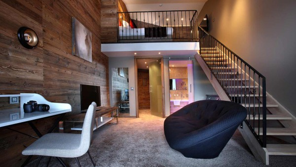 Hotel Koh-I Nor, Val Thorens -  Junior Suite Mezzanine 41m2