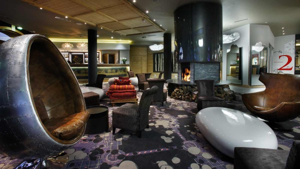 Hotel Koh-I Nor, Val Thorens - BAR