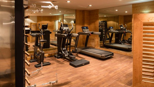 Hotel Koh-I Nor, Val Thorens - Gym