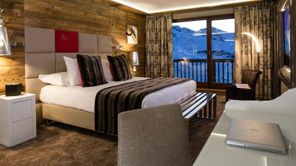 Hotel Koh-I Nor, Val Thorens - Luxury room - 36m2