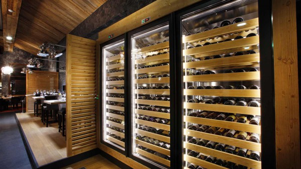Hotel Koh-I Nor, Val Thorens - NOIR Wines selection