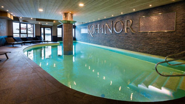 Hotel Koh-I Nor, Val Thorens - Pool
