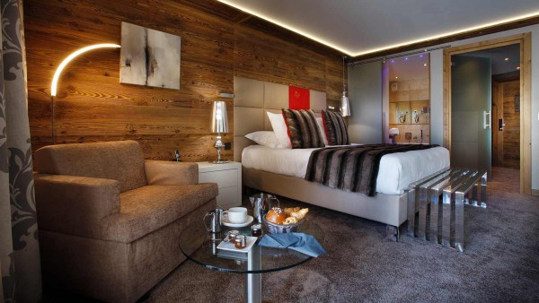 Hotel Koh-I Nor, Val Thorens - Privilege room 29m2