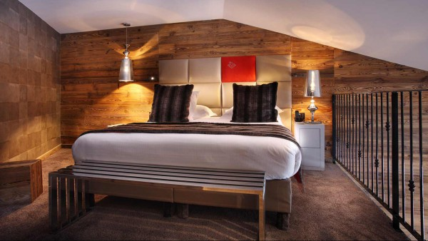 Hotel Koh-I Nor, Val Thorens - Suite 60m2 Chambre Parents