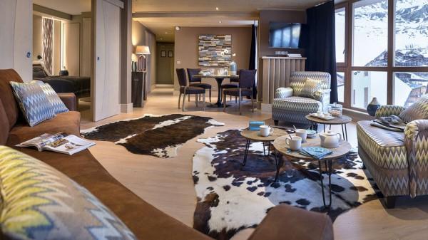Hotel Le Taos, Tignes - Room