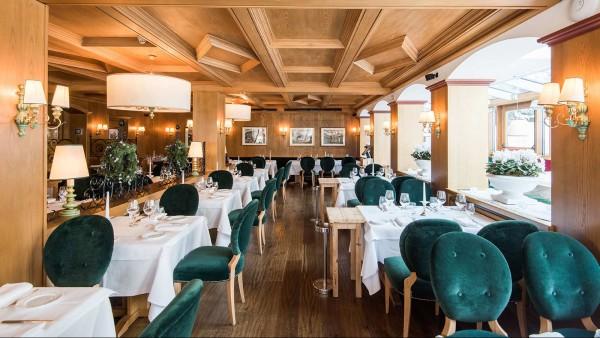 Hotel Tyrol, Selva Val Gardena - Dining Area